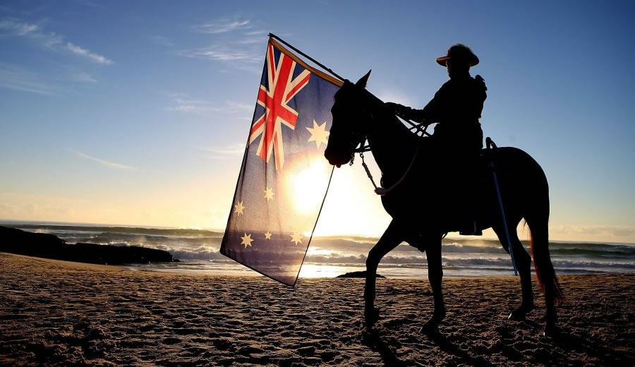ANZAC DAY DAWN SERVICE