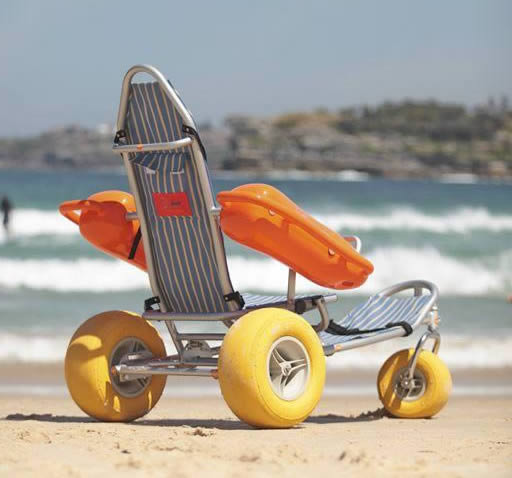 Accessible Beaches Program