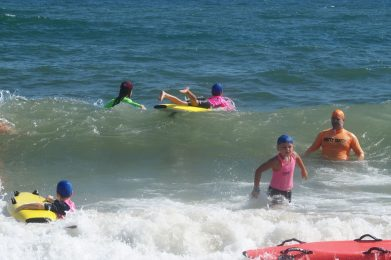 Surf Skills Awareness