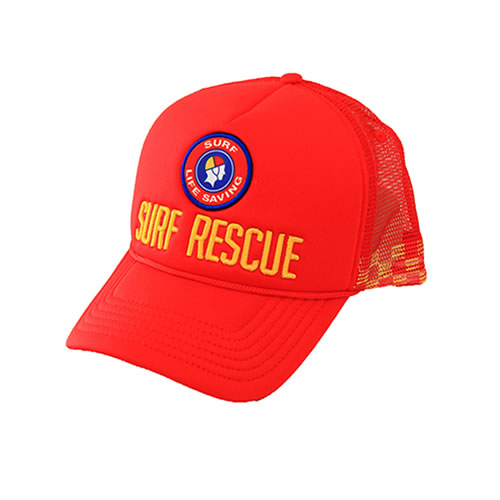 Surf Rescue Trucker Cap